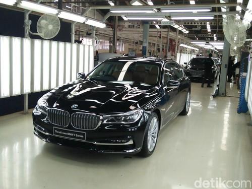 Profil Sedan Termewah BMW Rakitan Sunter