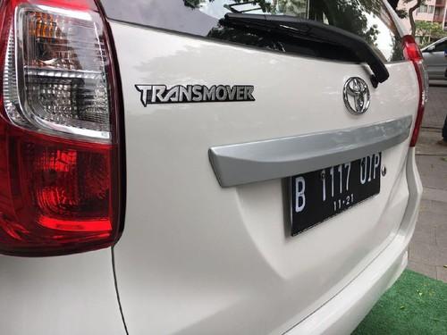 Toyota Ragukan Transmover Dijadikan Kendaraan Operasional Perusahaan