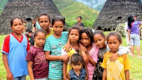 Merasakan Keramahan Asli Indonesia Di Wae Rebo