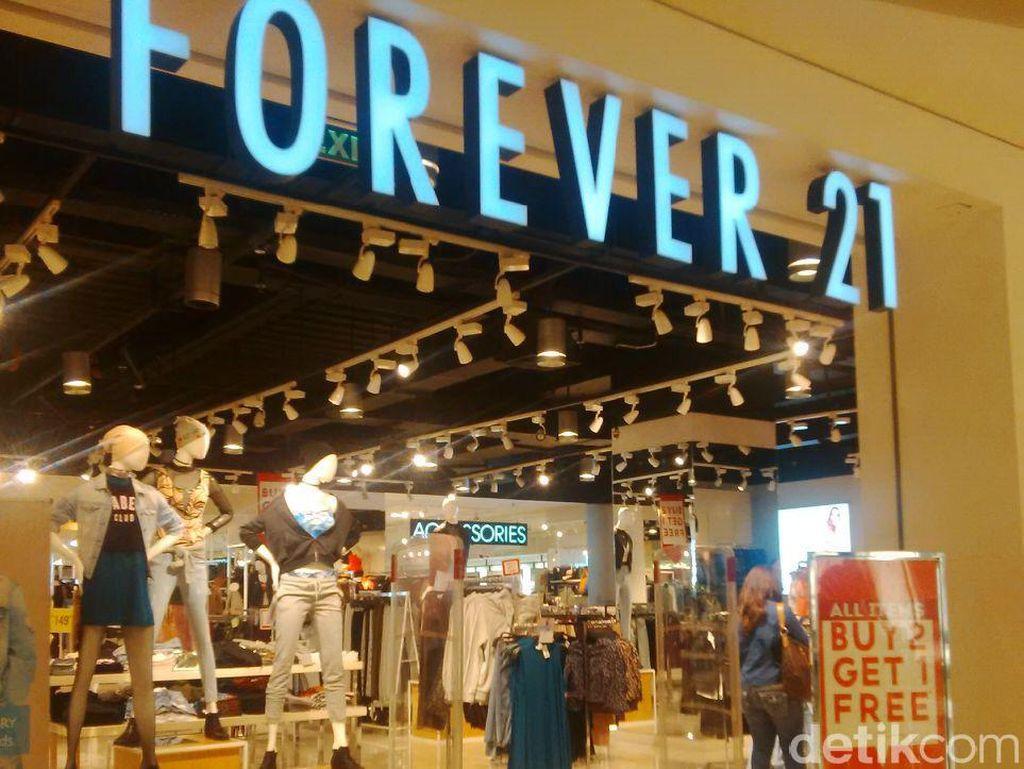 Forever 21 Sale Sampai 70%, Sepatu Flats Mulai dari Rp 160 Ribu