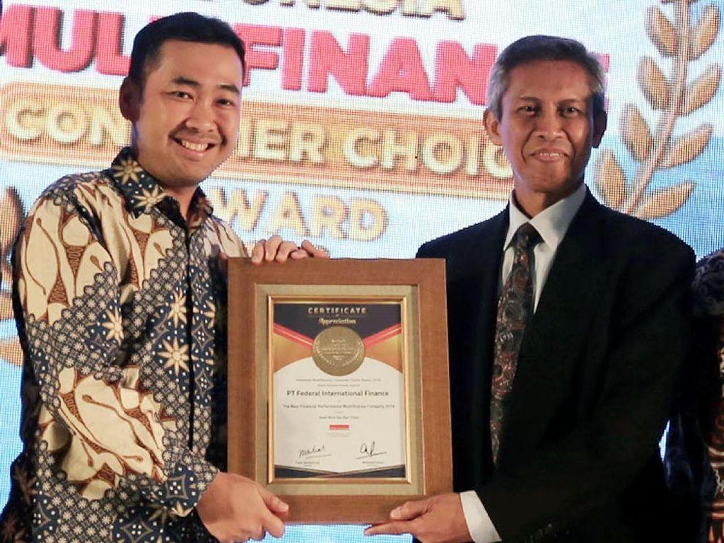 Penghargaan FIFGroup