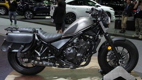 Motor Cruiser 500 cc Honda Dibawa ke Thailand