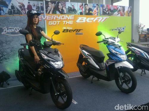 Dites 20 Orang, Honda BeAT Street Bukukan Angka Konsumsi BBM 87,1 Km/Liter