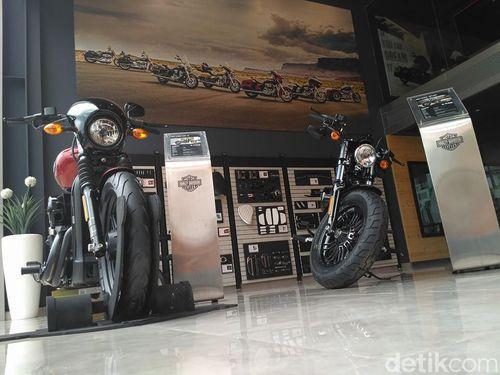Moge Harley Bisa Dicicil Sampai 4 Tahun