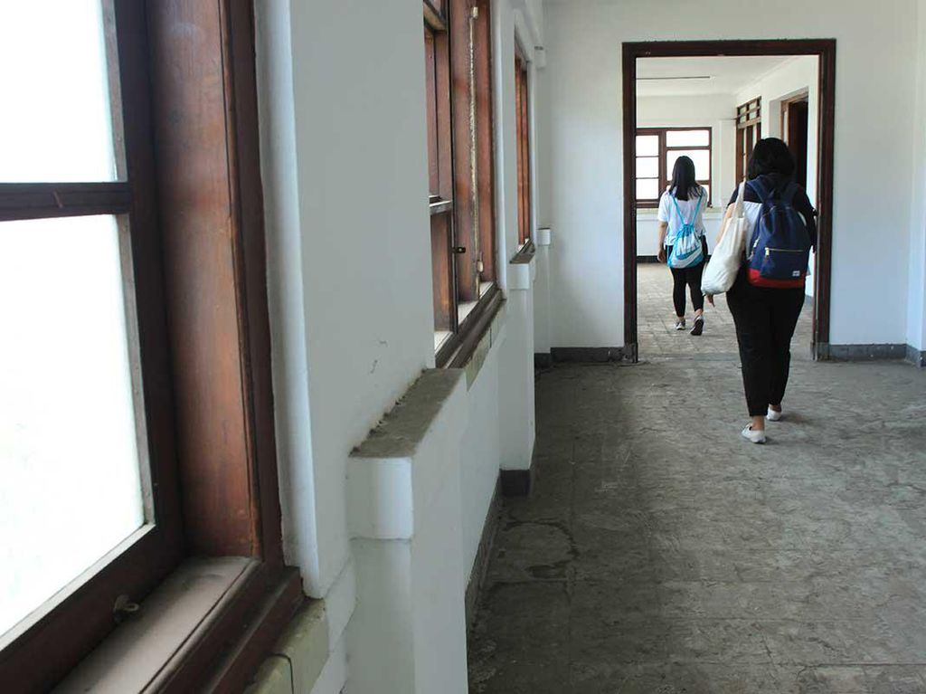 Melihat Wajah Bangunan Kota Tua Jakarta yang Tengah Direvitalisasi