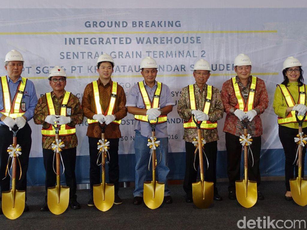 Terminal Bongkar Muat Terbesar Segera Ada di Indonesia