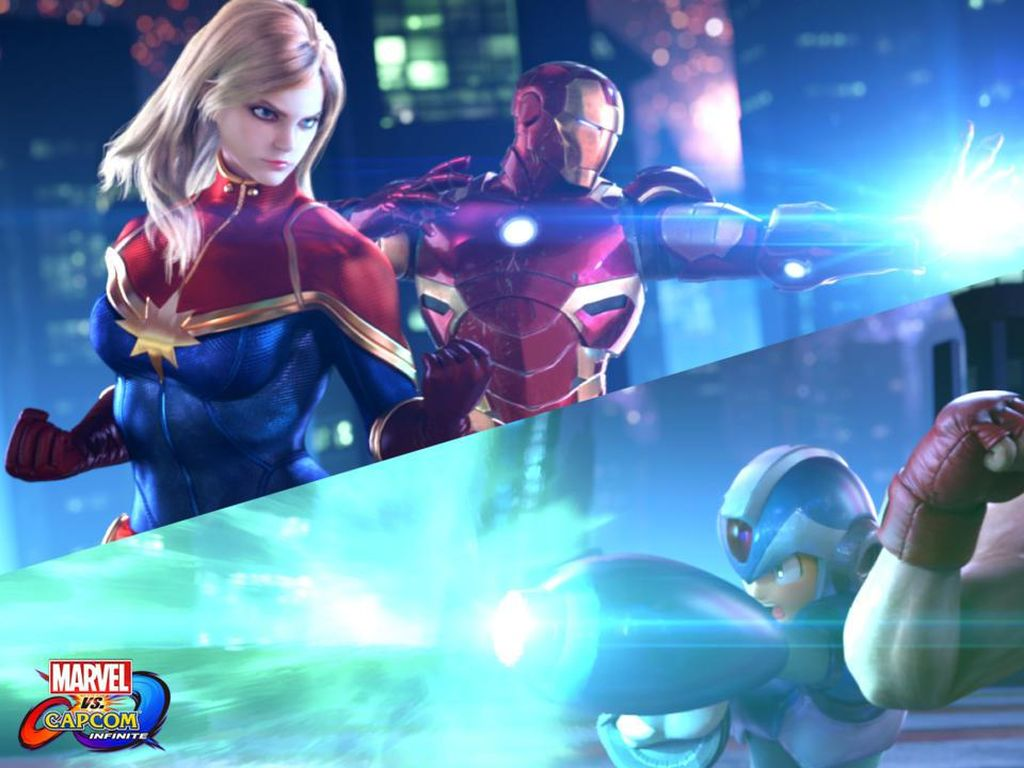 Serunya Ryu Lawan Iron Man di Marvel vs Capcom: Infinite