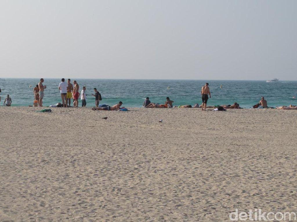 Bikini, Pantai, Dubai
