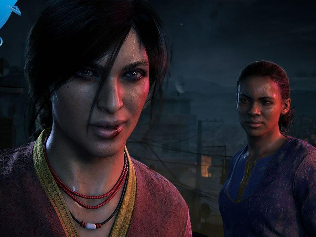 Uncharted: The Lost Legacy, Muka Lama Jagoan Baru