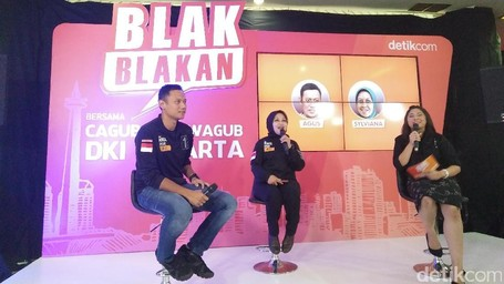 Bayangan Agus-Sylvi Soal Wisata Waterfront City Di Jakarta