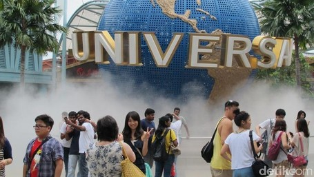 Begini Kelakuan Turis Indonesia Di Luar Negeri