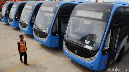 Asyik! Libur Panjang Akhir Pekan, Bus Transjakarta Ke Tempat Wisata Ditambah