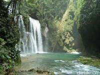 Ini Spot Instagenic di Sulawesi Tengah, Air Terjun Ayus