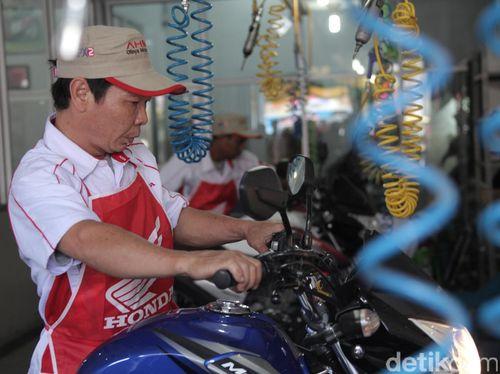 570.000 Motor Anyar Beredar Di Jalanan Indonesia