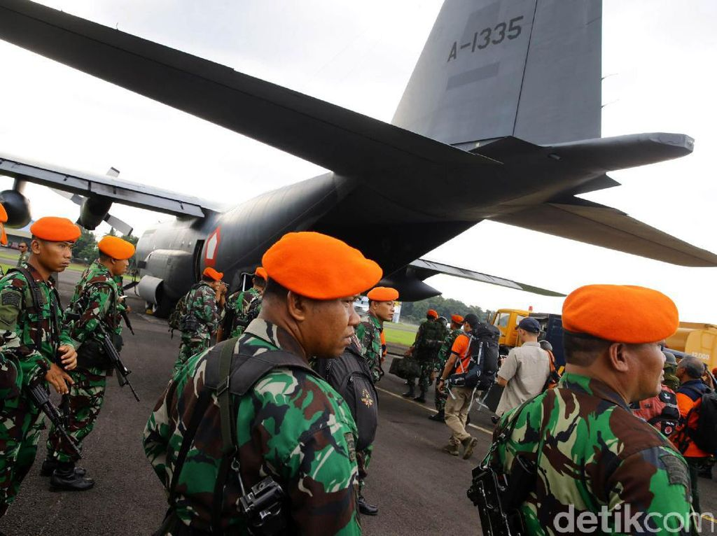 Pasukan Tambahan Dikirim ke Aceh