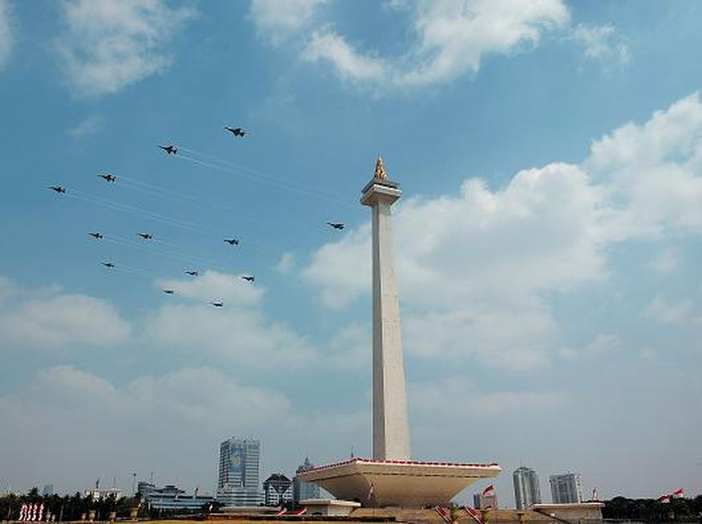 Jakarta di Antara 10 Kota Paling Hits di Instagram