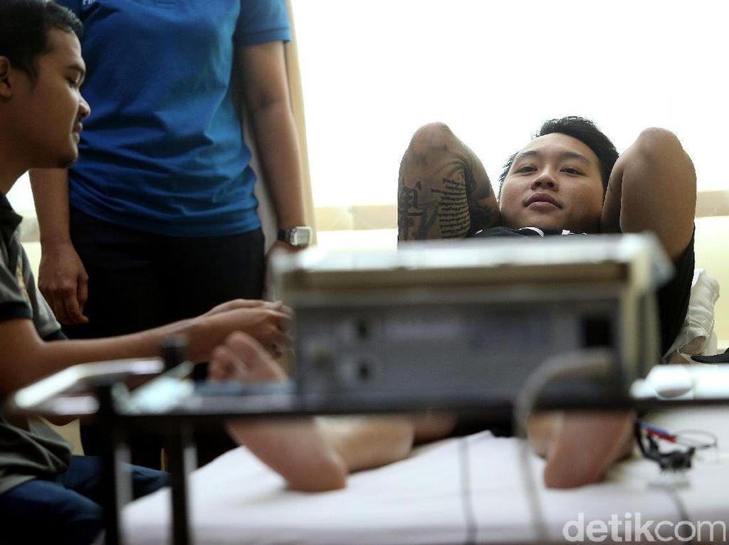 Melihat Pusat Medis untuk Cedera Atlet