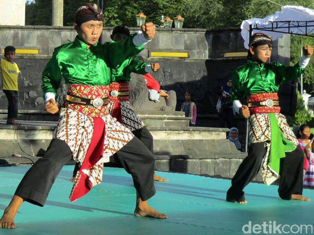 Festival Koreografi Pencak di Yogyakarta