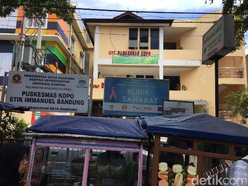 'Ayo Buka Celana' Di Puskesmas Kopo Kota Bandung
