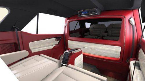 Interior Toyota Fortuner Ini Dibikin Tambah Mewah