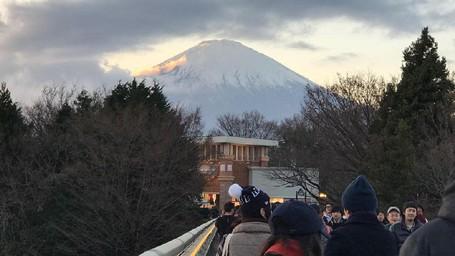 Tempat Terbaik Melihat Gunung Paling Suci Di Jepang