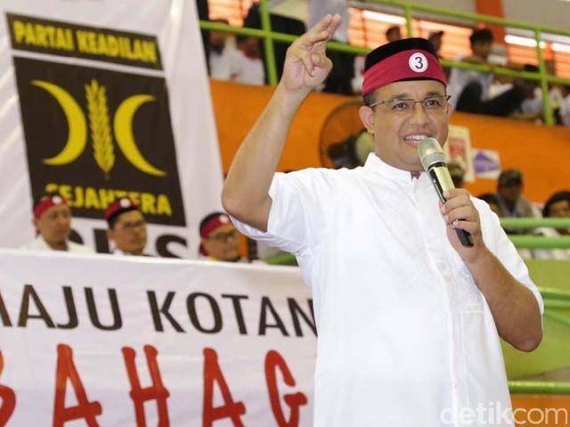 PKS Gelar Apel Siaga Pemenangan Anies-Sandi