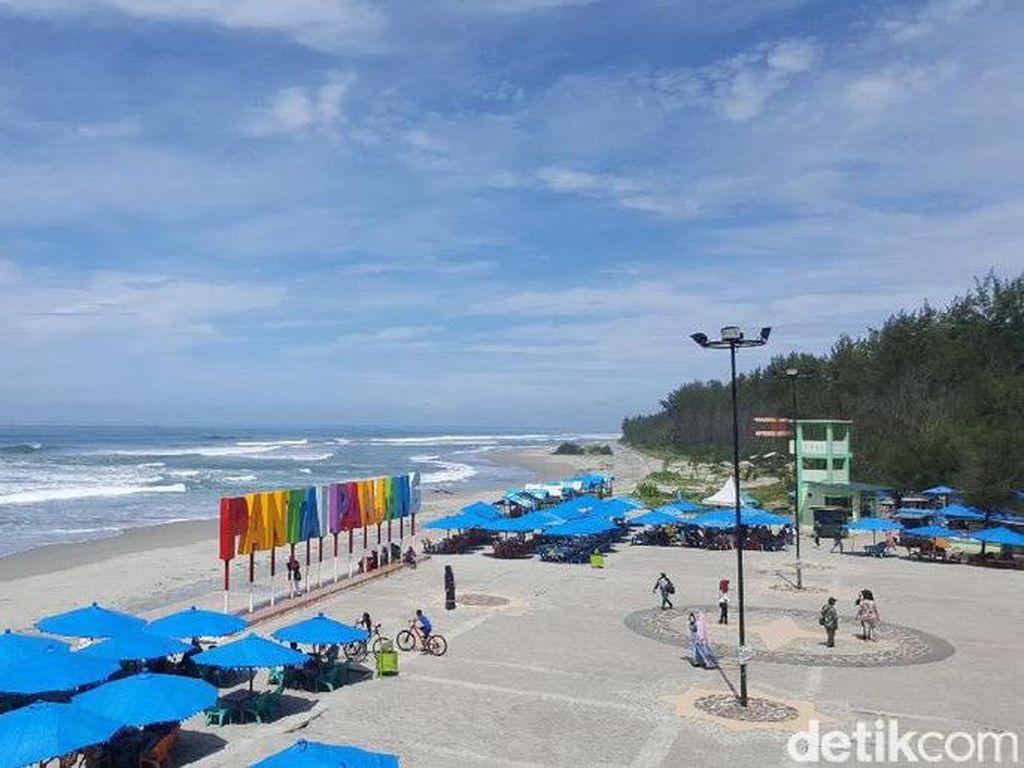 Pantai Panjang, Pantai Ala Gold Coast di Bengkulu