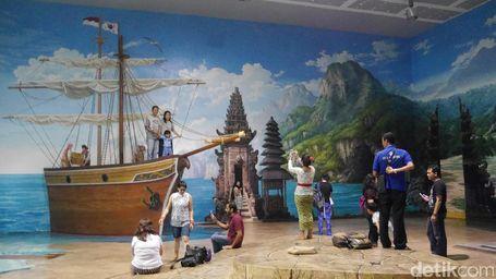 Ini Nih Museum 3 Dimensi Yang Keren Di Bali