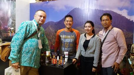 Promosi Indonesia Lewat Tur Kopi yang Sedap di Praha