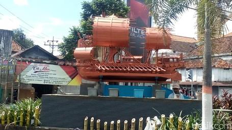 Liburan Tahun Baru Di Mojokerto Saja, Hotelnya Baru Terisi 50%