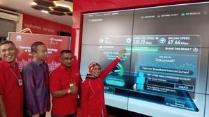 Mantap, Telkomsel Mulai Pemanasan Jaringan 4,5G di Surabaya