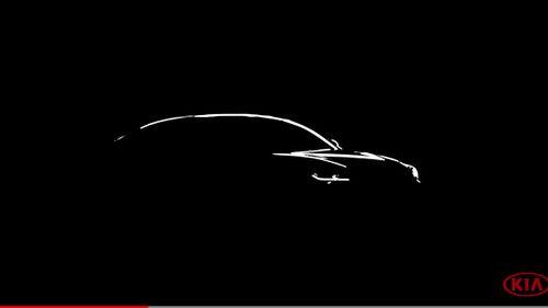 Ini Bocoran KIA GT Concept