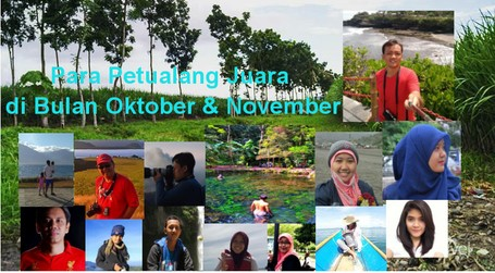 Para Petualang Juara di Bulan Oktober & November