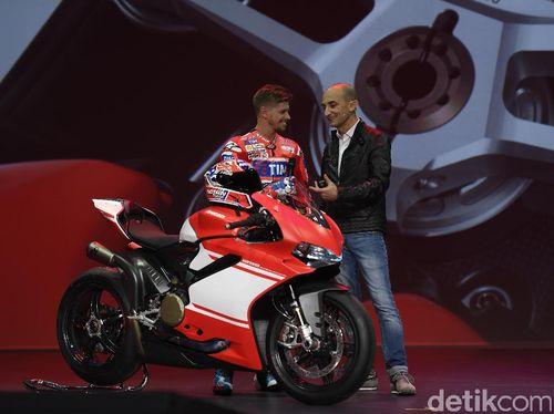 Ini Kecanggihan 1299 Superleggera, Ducati Super Enteng