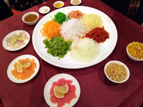 9 Hidangan Spesial Imek Disajikan Dalam Shanghai Night