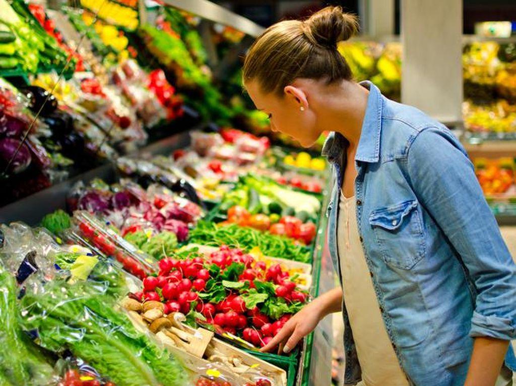 Hati-hati! Ini 10 Area Penuh Bakteri di Supermarket (1)