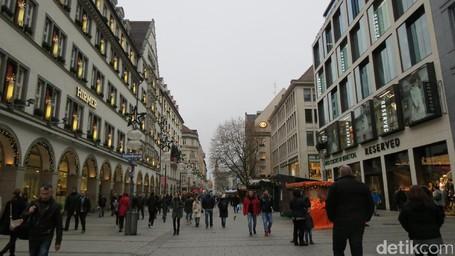 Jelajah Kota Tua Munich, Jerman Banget!