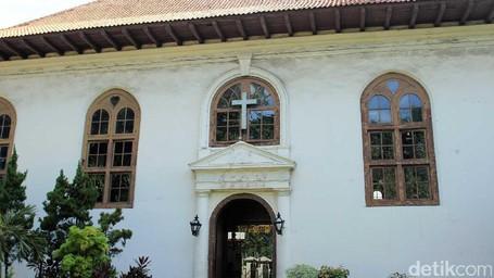 Ternyata, Salah Satu Gereja Tertua Se-Asia Ada Di Jakarta