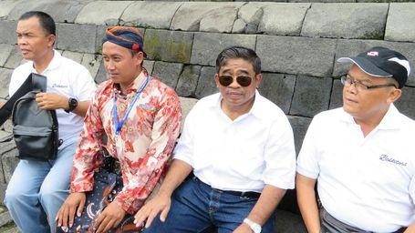 Kunjungi Borobudur, Plt Gubernur Dan Rombongan Pemprov DKI Belajar Sejarah