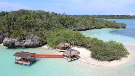 Pulau Bair, Tempat Wisata Bahari Di Kota Tual Maluku Tenggara