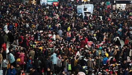 Mengenal Chunyun, Tradisi Mudik Terbesar Di Dunia