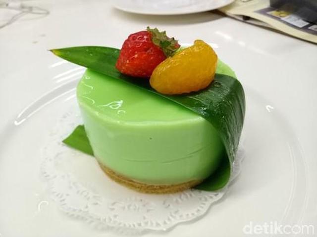 Serunya Bikin Mousse Cake Tanpa Gelatin Bersama Pastry Chef