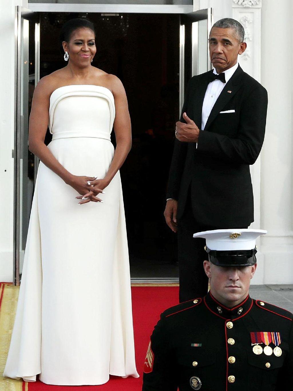 Foto: Selamat Ulang Tahun Michelle Obama! Ini 10 Gaya Terbaiknya