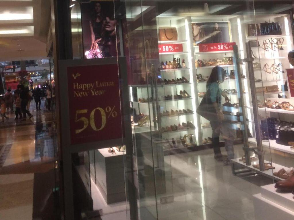High Heels Sampai Sneakers Stylish Diskon di Aldo Pondok Indah Mall