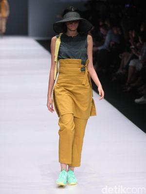 Foto: Koleksi Danjyo Hiyoji di Jakarta Fashion Week 2017