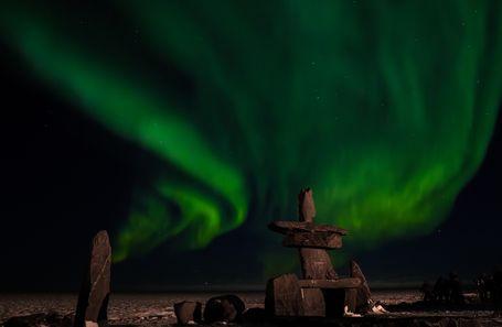 Wisata Malam di Utara Bumi, Melihat Aurora!