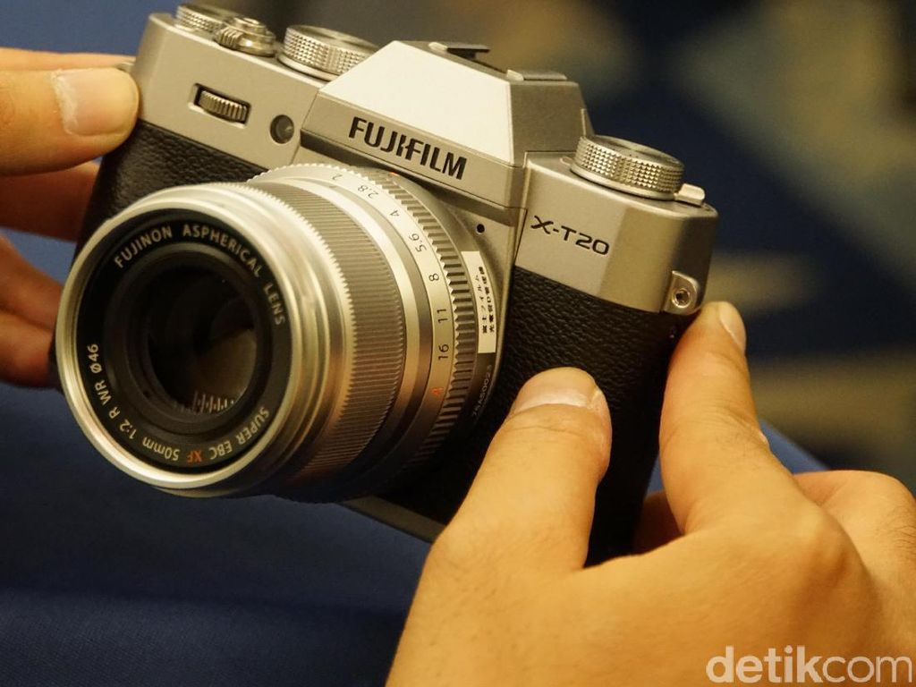 Jagoan Anyar Fujifilm di Negeri Samurai