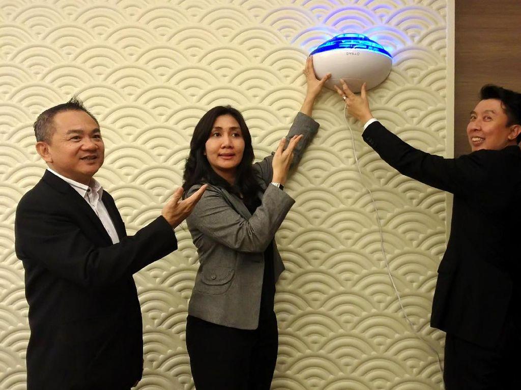 Bentz Jaz Indonesia dan BASF Jalin Kerja Sama