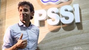 Luis Milla Menjanjikan Bagi Indonesia karena Dia Mantan Gelandang Bertahan