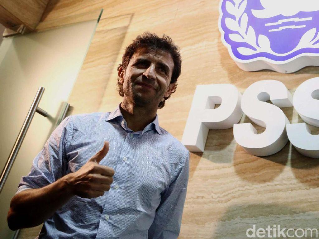 PSSI Tunjuk Luis Milla Jadi Pelatih Timnas